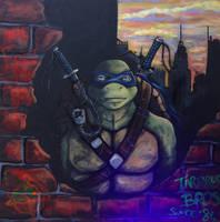 Leonardo's Dawn - Version 2.0 by BlossomBrooks
