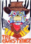 The Gunstringer! :D by badberry123