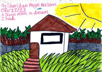 Dream Scene. by badberry123