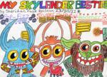 Skylanders Besties by badberry123