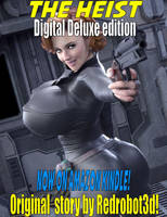 The Heist! Digital Deluxe Edition by Redrobot3D