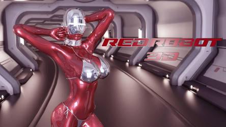 Redrobot 2015 by Redrobot3D