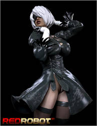 2b or not to be? by Redrobot3D