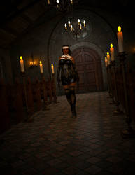 Nuns and Guns 2 by Redrobot3D