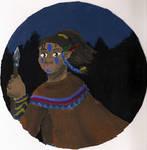 MAX: Twig The Druid by beccastareyes
