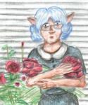 :MAX: Eliza's Rose by beccastareyes