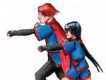 :MAX:Shiro's Kenichi + Keiichi by beccastareyes