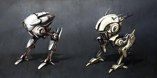 Androids by MarcinTurecki