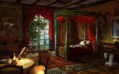 Guestroom by MarcinTurecki