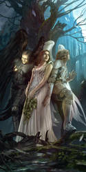 Between good and evil by MarcinTurecki
