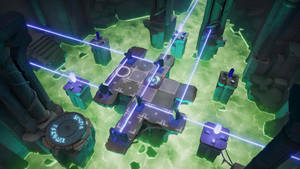 Archaica: The Path Of Light - Crystal Mines (3_03) by MarcinTurecki