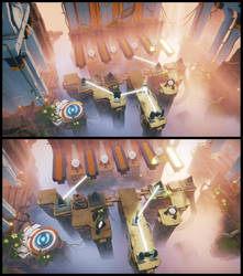 Archaica: The Path Of Light - view testing by MarcinTurecki