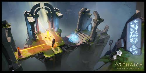 Archaica, the beginning of the adventure by MarcinTurecki