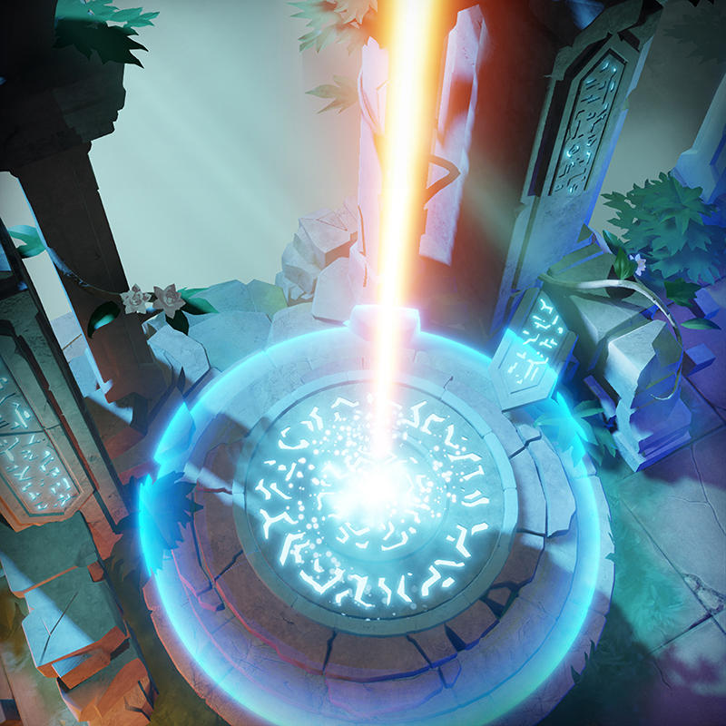 Archaica: The Path of Light - LIGHTWELL by MarcinTurecki