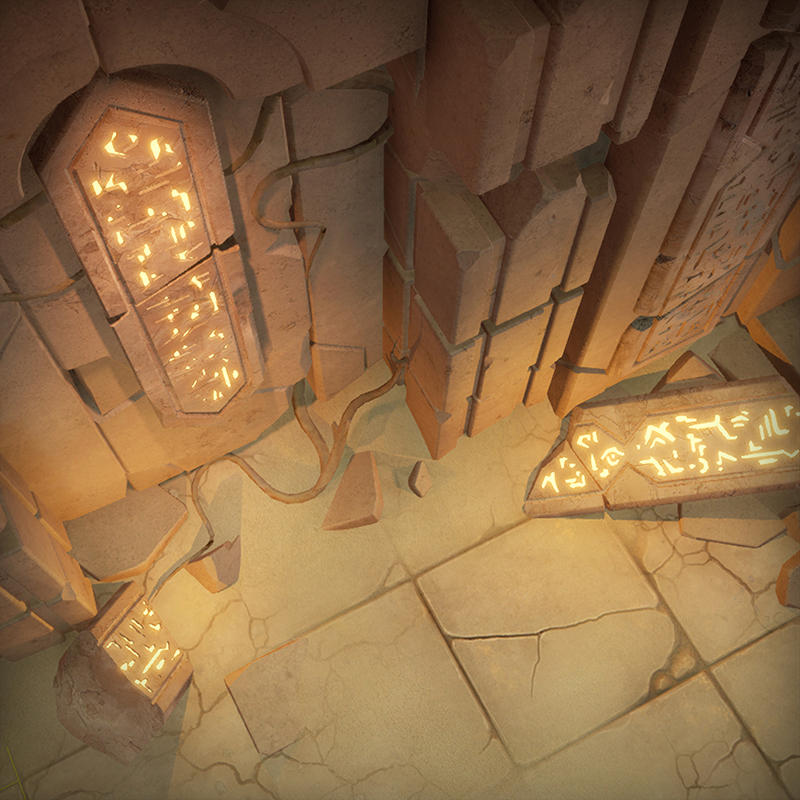 Archaica: The Path of Light - CRYPTOGLYPHS by MarcinTurecki