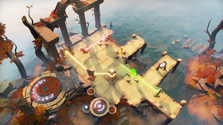 Archaica: The Path of Light - Wharf by MarcinTurecki