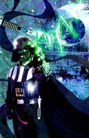 Darth Vader by skyscraper48