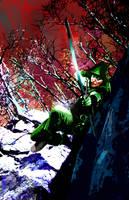 Green Arrow by skyscraper48
