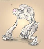 Robogogo by yamer
