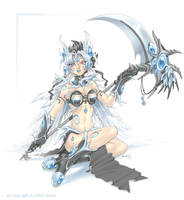 +Lady Frost+ by yamer