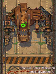Boss for mobile game.2 by Jonik9i