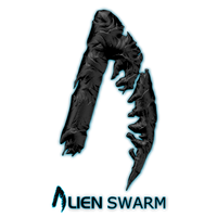 AlienSwarm logo only by 3xhumed