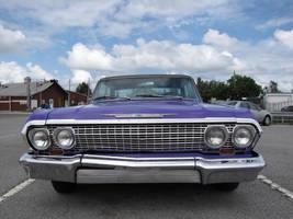 Chevey Impala Stock 3 by iguanadongreenStock