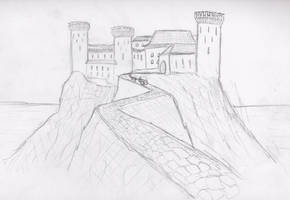 Castle by Zoph42