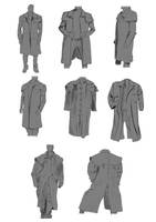 Coats Study by Zoph42