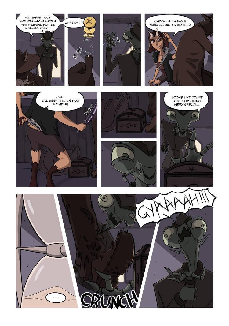 Stranger Page 3 by Zoph42
