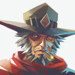 Overwatch - McCree by Francoyovich