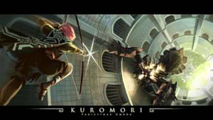 Kuromori: Parietinae Umbra by Francoyovich