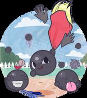 A Pokemon Secret by SteveKdA