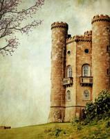 Cherry Castle by moxylyn