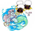 Summoning the sea princess! by AngryRichie