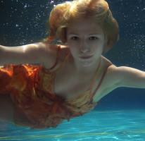 goldfish by MarieSaalfrank