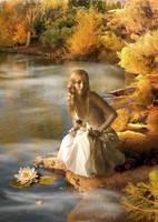 autumn fae by MarieSaalfrank