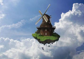 windmill II by MarieSaalfrank