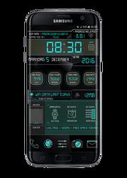 Modgorilla Sci-fi widgets by M0DG0RiLLA