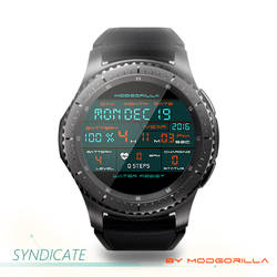 Modgorilla Syndicate-Watch by M0DG0RiLLA