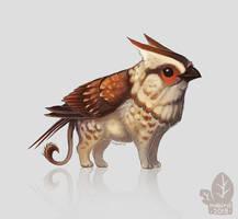 Gryphlett by nybird