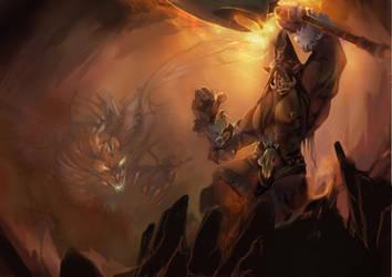 World of Warcraft by GPinos