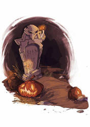 This is halloween by GPinos