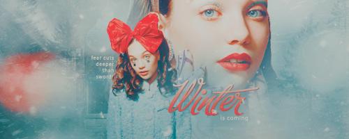 Winter is coming by ElasticArt