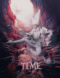 Time is up by ElasticArt