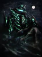 Kaiju by SUIamena