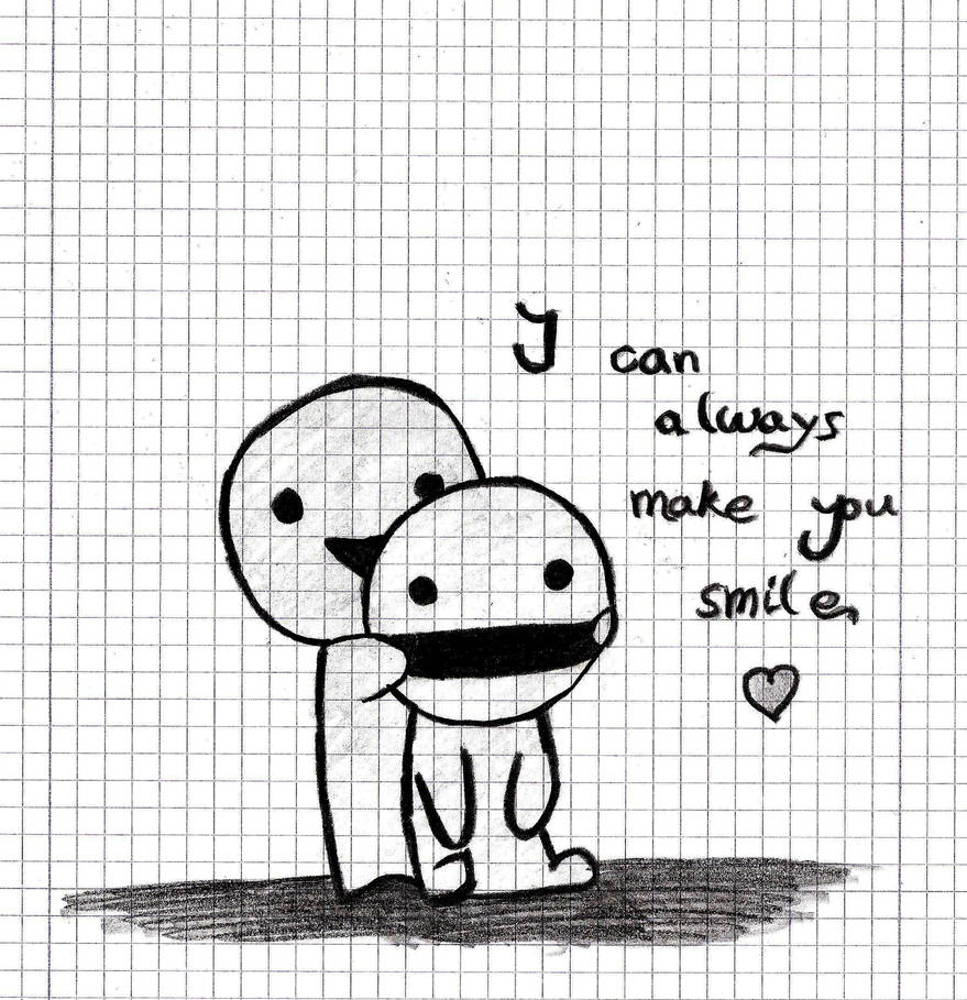 I Can Always Make You Smile By Beatstoker On Deviantart
