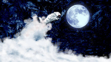 Moon Chaser by CountDonoho