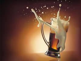 Beer wallpaper by GruberJan