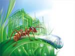 Nano-Ant by GruberJan